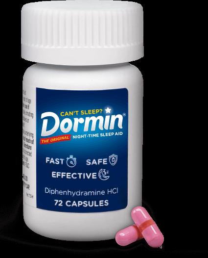 How Dormin Helps You Sleep